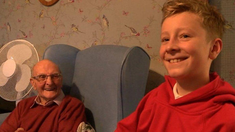 Thomas Brown and Daniel
