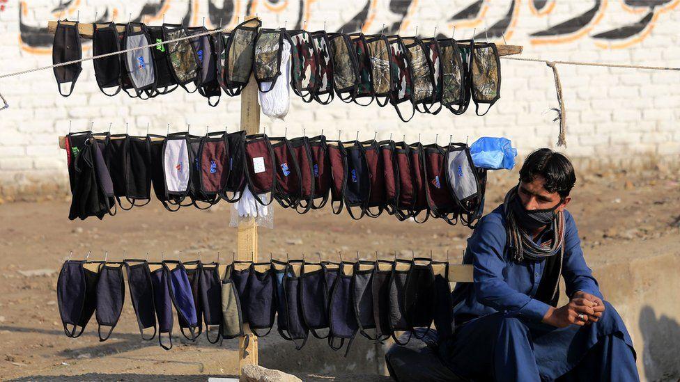 face masks o sale in Peshawar, pakistan