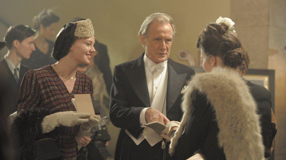 Bill Nighy will attend the film's premiere