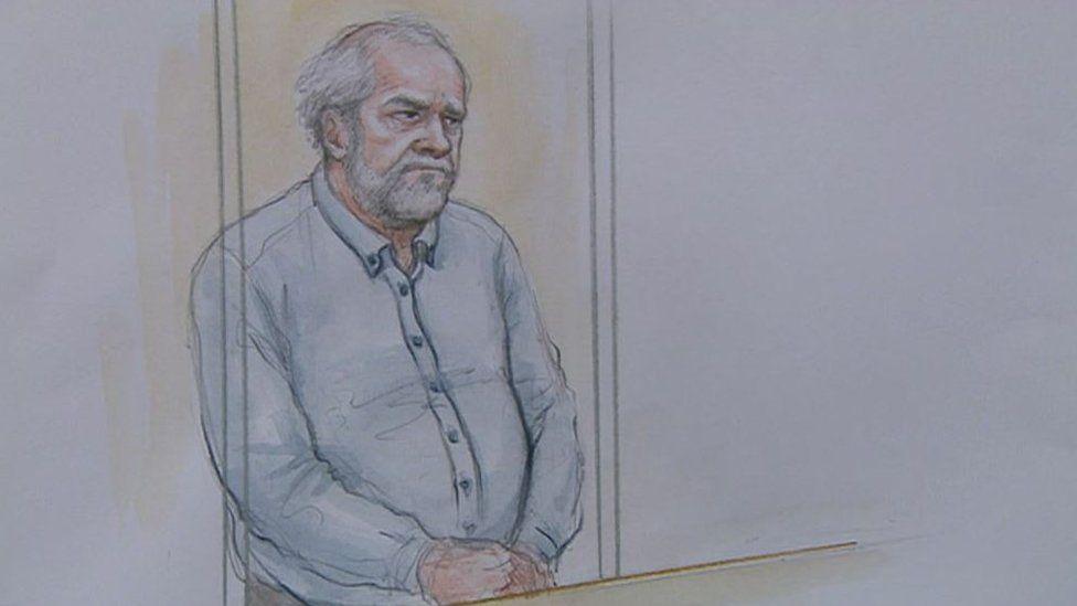 Paul Edmunds - artist's impression