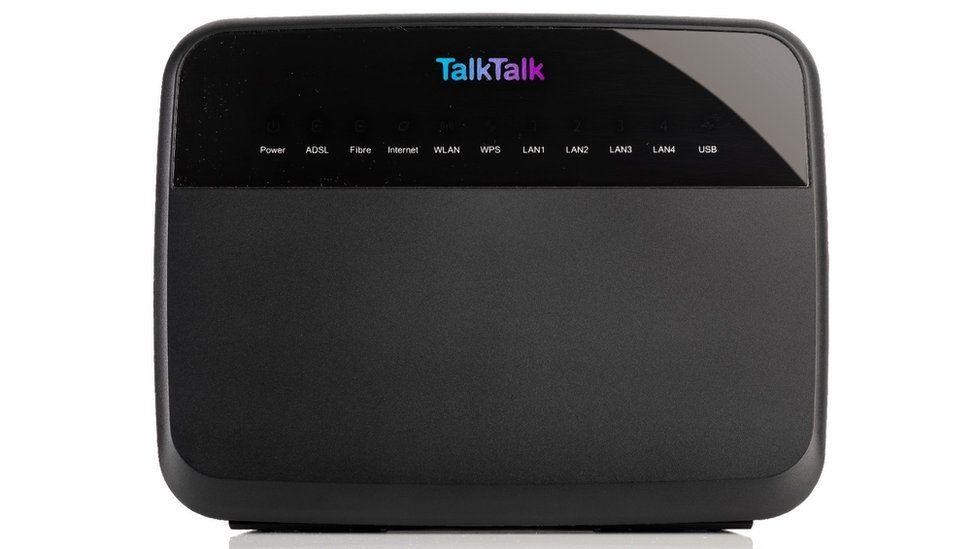 TalkTalk's DSL-3780 router is affected