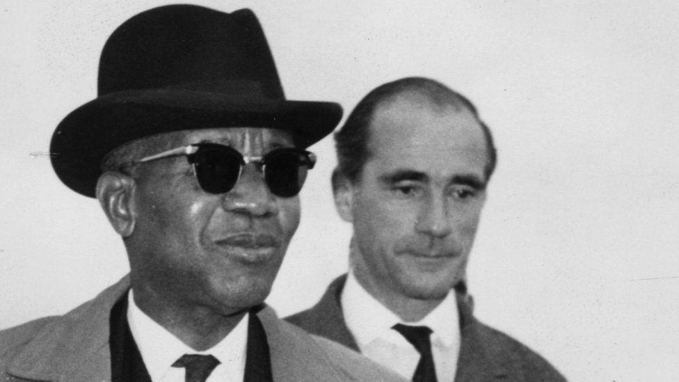 The late President Hastings Kamuzu Banda
