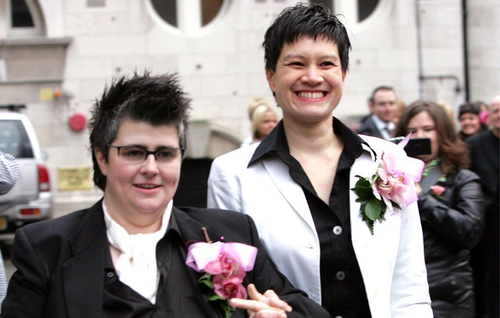 Belfast hosted the UK's first civil partnership ceremony in December 2005