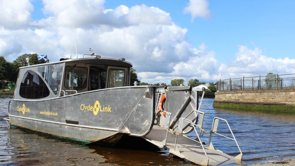 Clydelink ferry