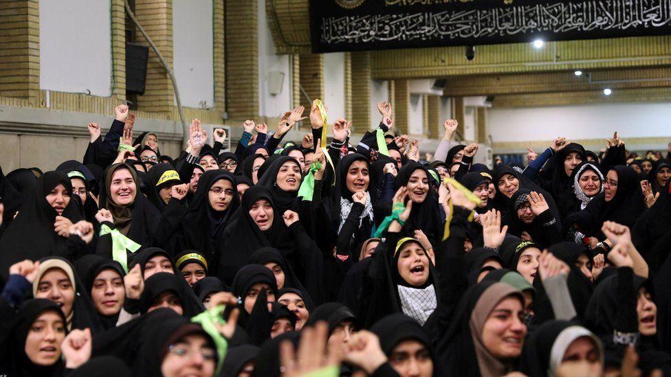 Women in hijab