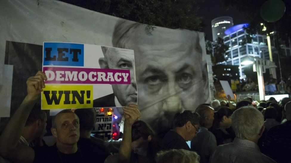 Israel protests Tel Aviv