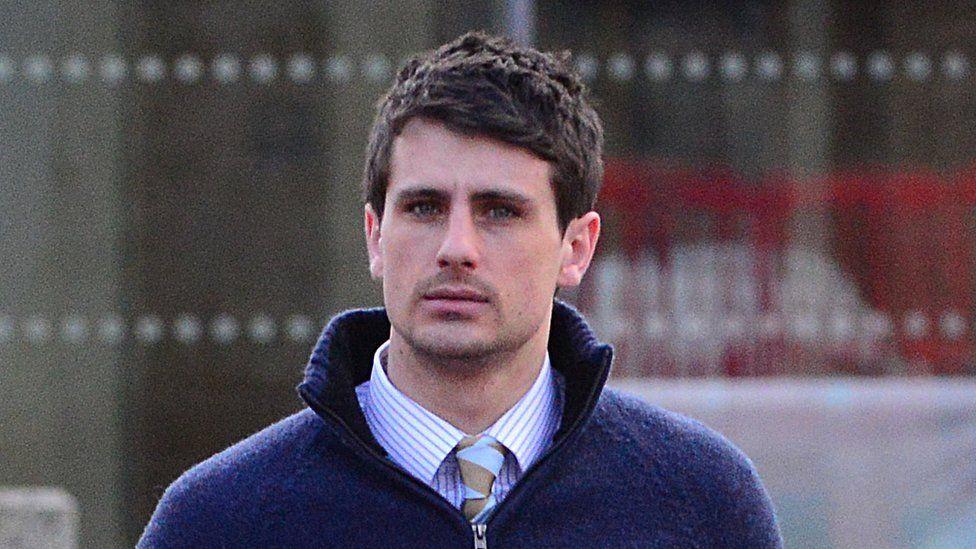 Blane McIlroy at Belfast Crown Court
