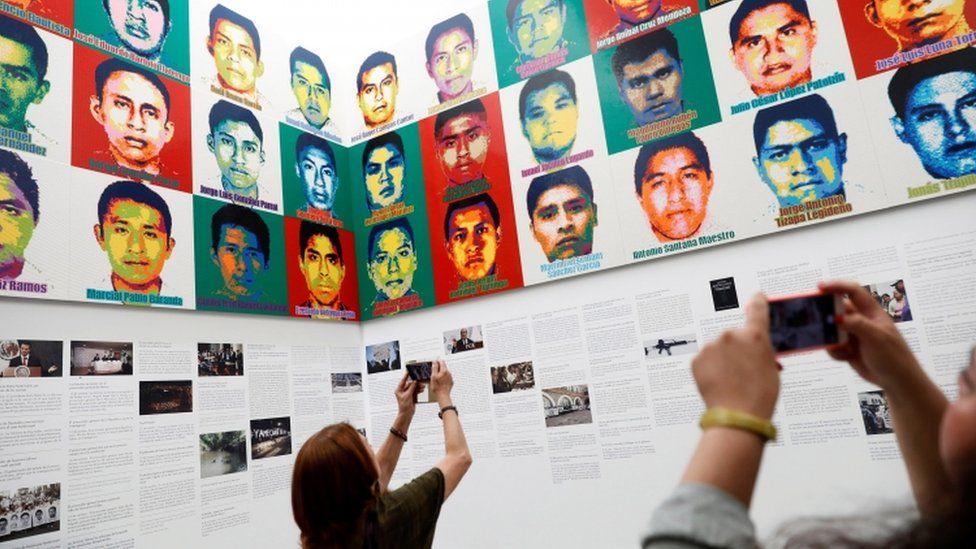 Ai Weiwei artworks Mexico