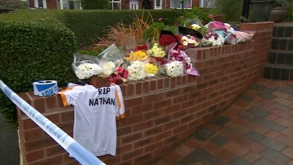 Tributes to Nathan Bates