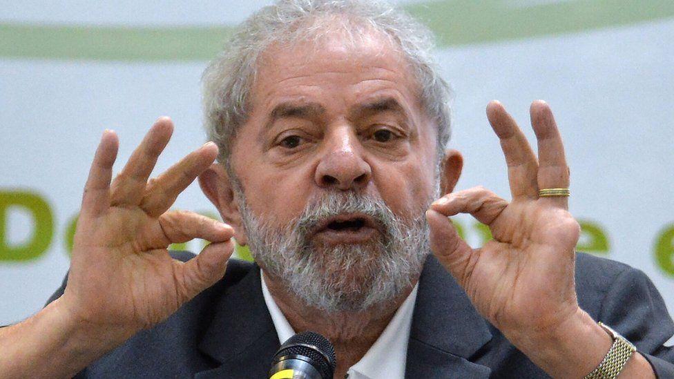 El expresidente de Brasil Lula será juzgado por obstrucción a la justicia