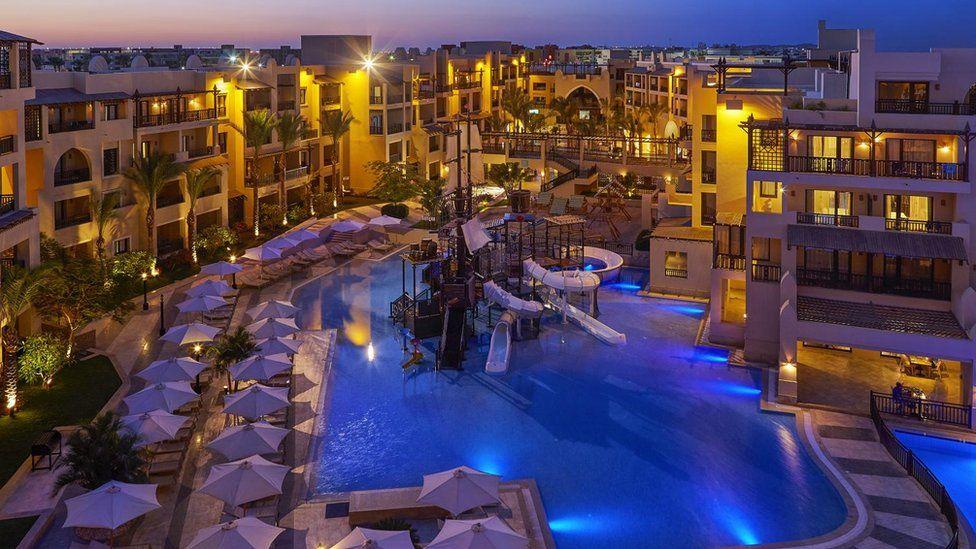 Aqua Magic resort