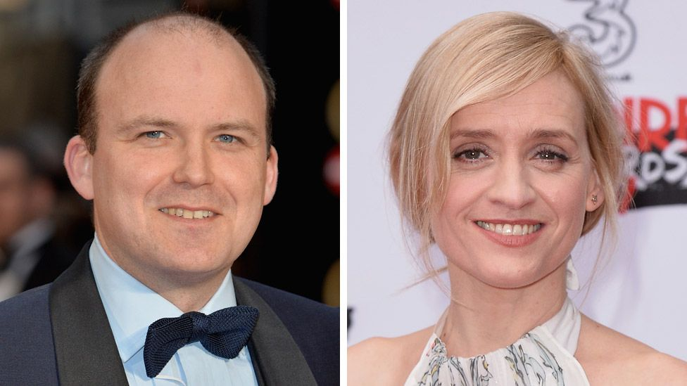 Rory Kinnear and Anne-Marie Duff