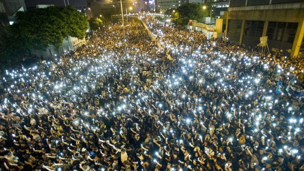 Hong Kong protests (Sept 2014)