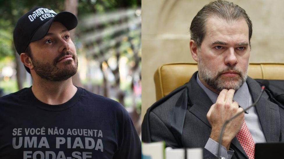 Como os casos Dias Toffoli e Danilo Gentili reacenderam debate sobre liberdade de expressão