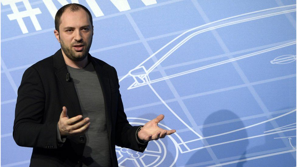Jan Koum , WhatsApp co-founder