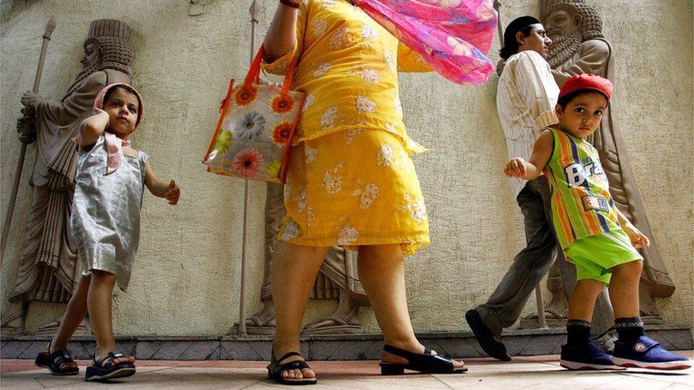Parsis in Mumbai