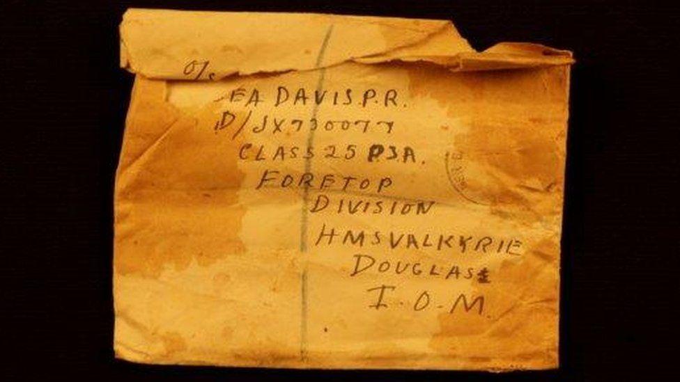 Wartime letter