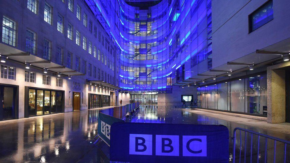 BBC Broadcasting House