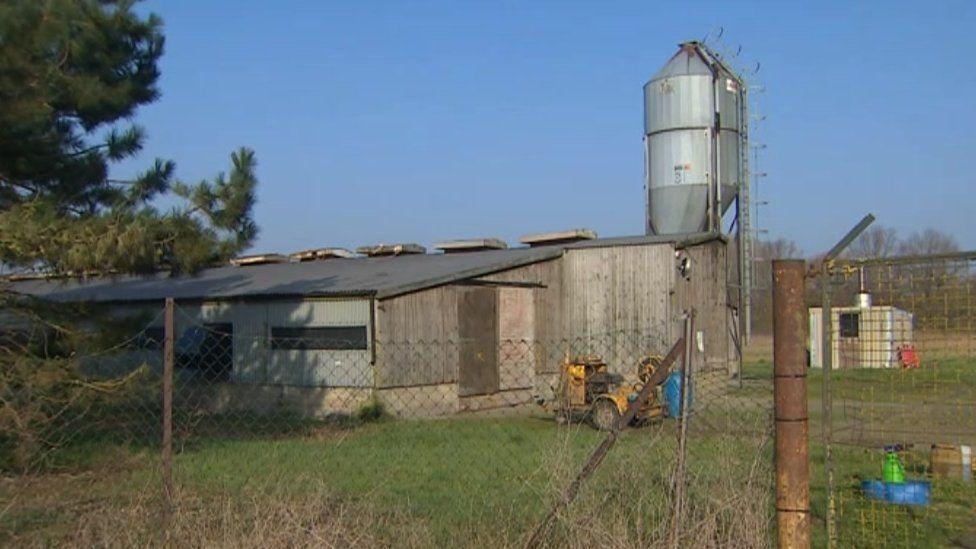 Bridge Farm in Redgrave