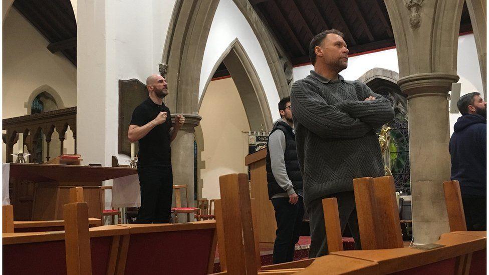 Actors in St John's