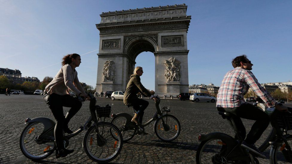 Bicycle 'should win Nobel Peace Prize'