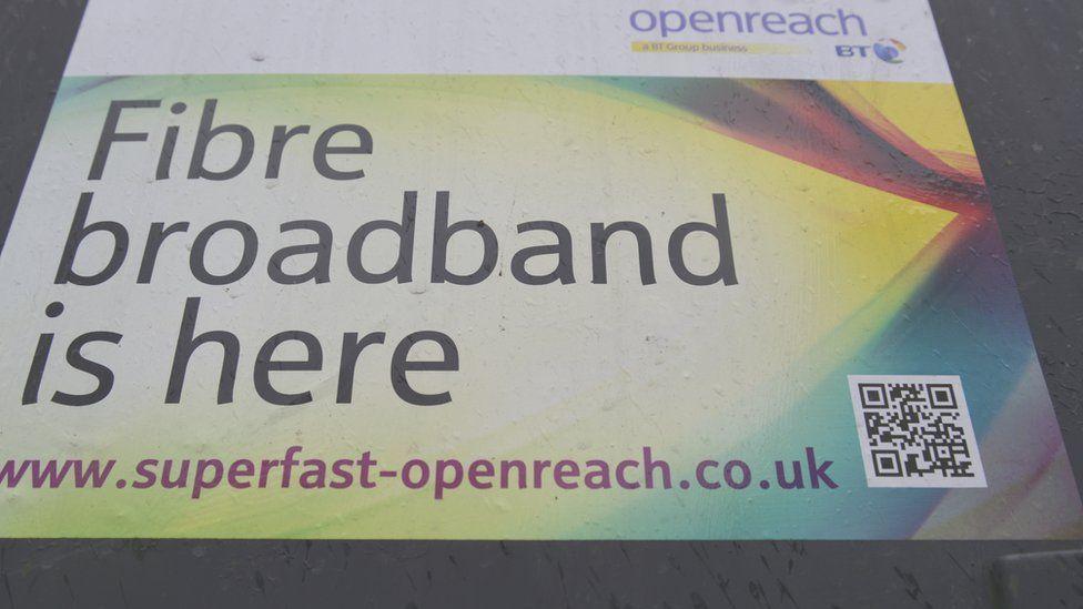 BT broadband leaflet