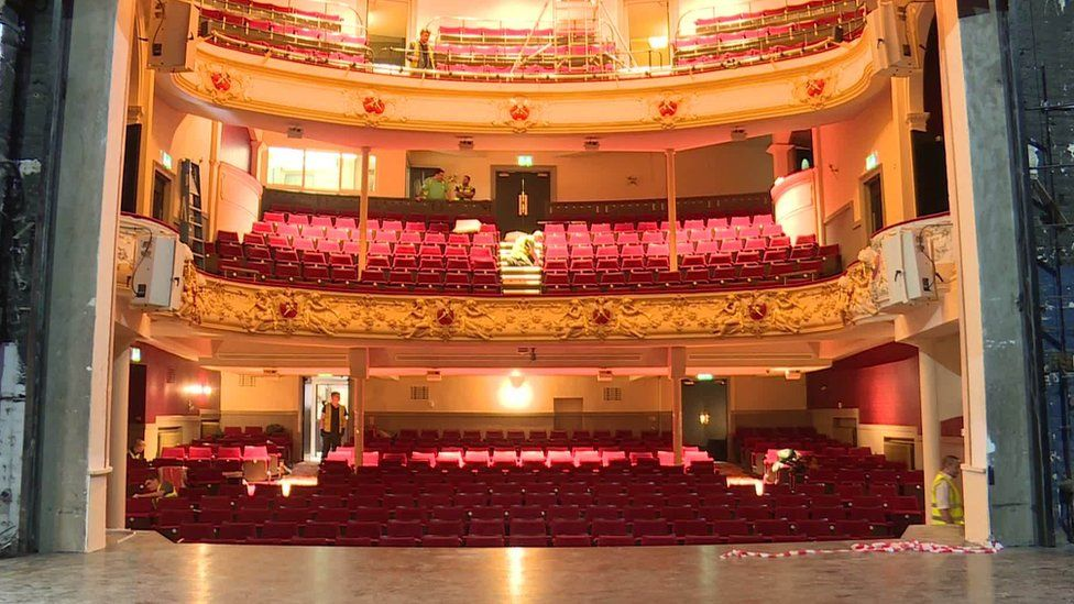 Ayr's Gaiety Theatre is one of the organisations that lost out on regular funding