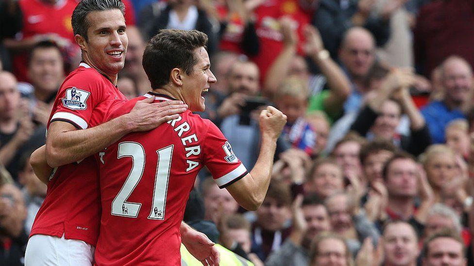 Premier League: Herrera va se séparer de Manchester United
