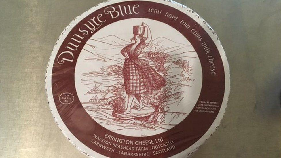 Dunsyre Blue