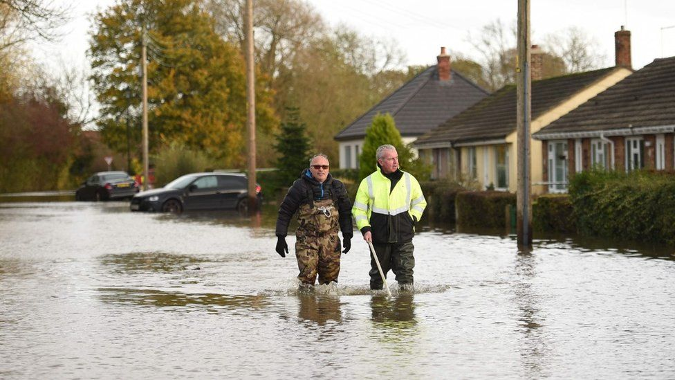 Thousands of homes to be built in flood zones