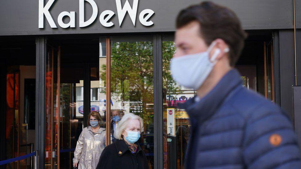 Coronavirus en Alemania: el país da luz verde a reapertura de ...