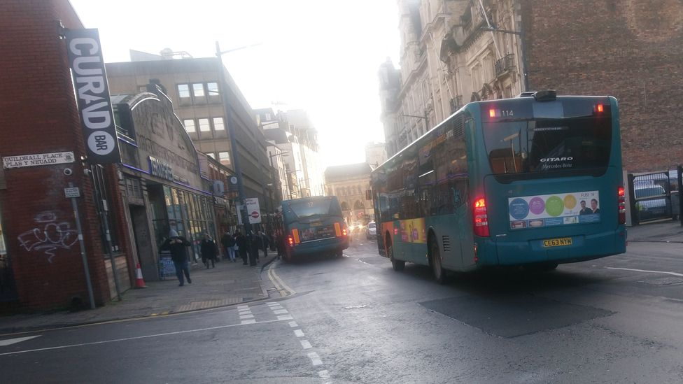 The plan would make it easier for buses - including faster services - to travel through the city