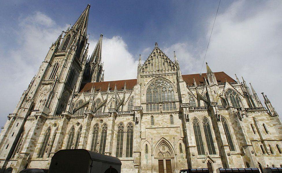 Regensburg Cathedral, 5 Mar 10