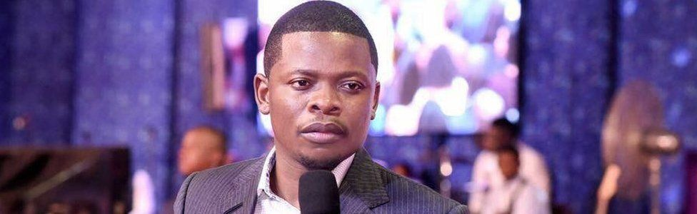 Shepherd Bushiri: Meeting the man who 'walks on air' - BBC News