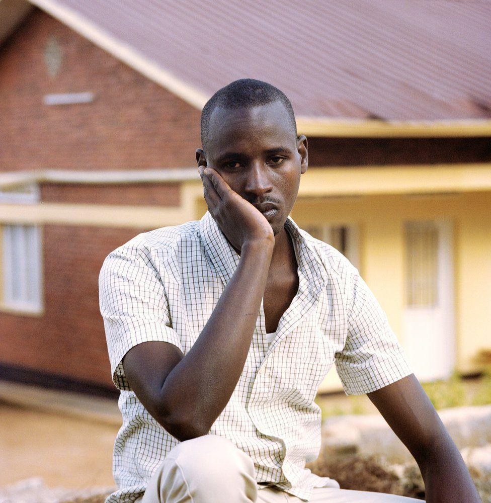 Portrait of counselling participant