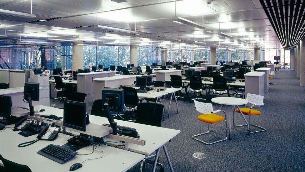 """Qué son las """"oficinas secretas"""" y cómo son una alternativa al teletrabajo en crisis como la del coronavirus - BBC News Mundo"""