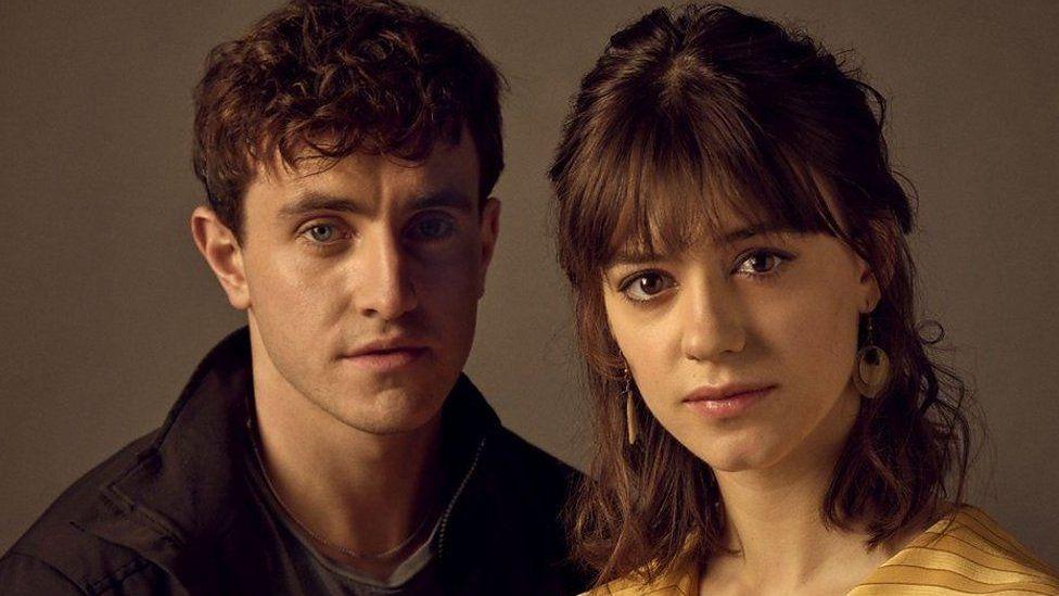 Paul Mescal and Daisy Edgar-Jones
