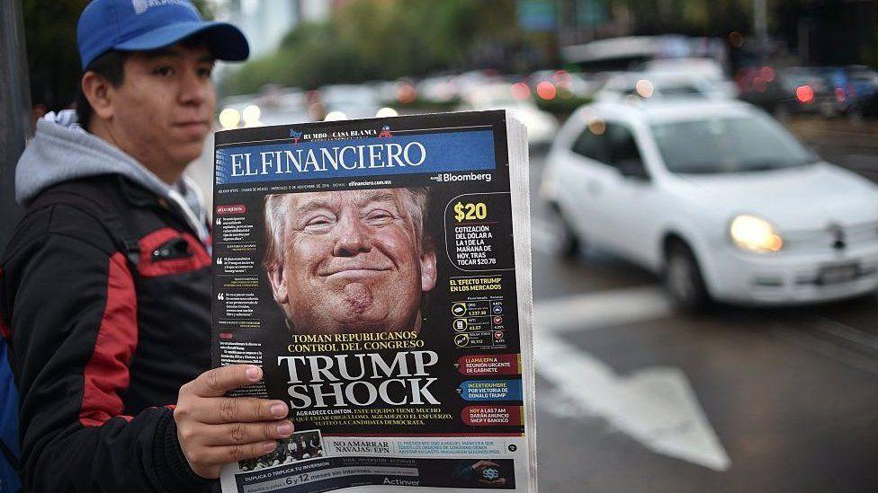 Las empresas de México que se pueden beneficiar con el triunfo de Trump