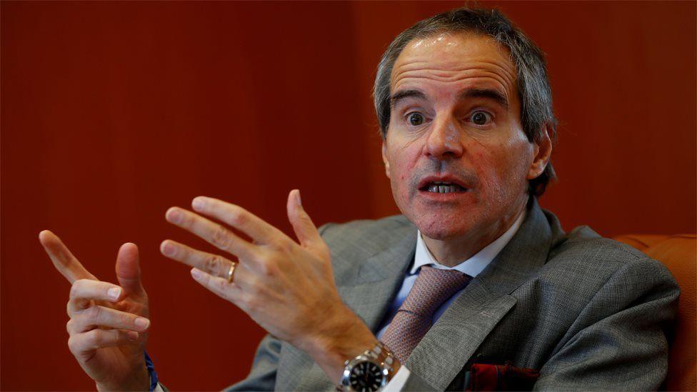 International Atomic Energy Agency Director General Rafael Grossi (3 March 2020)
