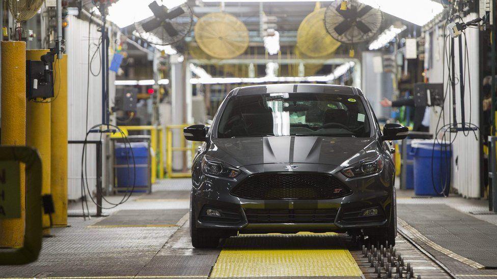Por qué Ford canceló una inversión de US$1.600 millones para una planta en México