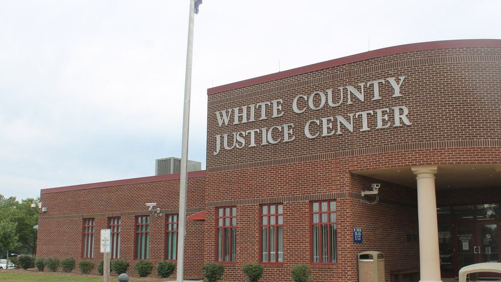 White county justice center