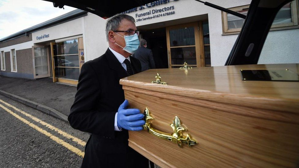 Covid in Scotland: Peacetime excess deaths highest since 1891