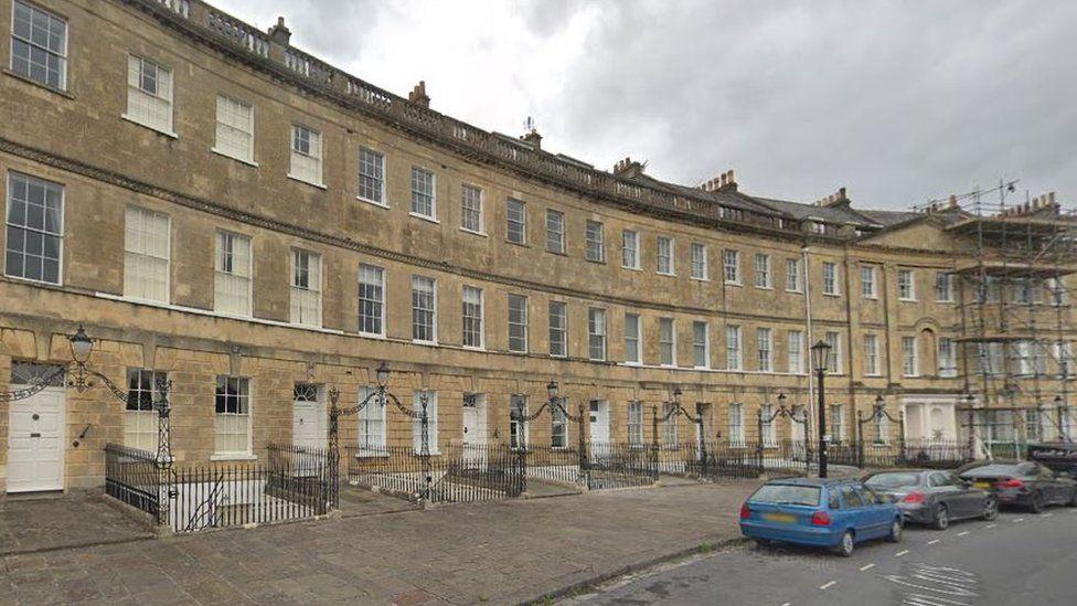 Lansdown Cresent, Bath