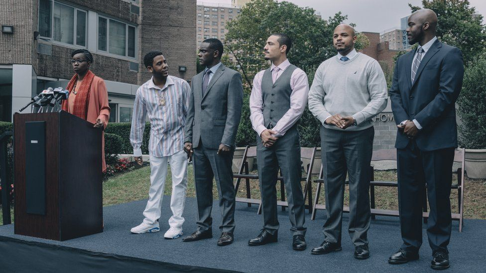 Netflix sued over When They See Us