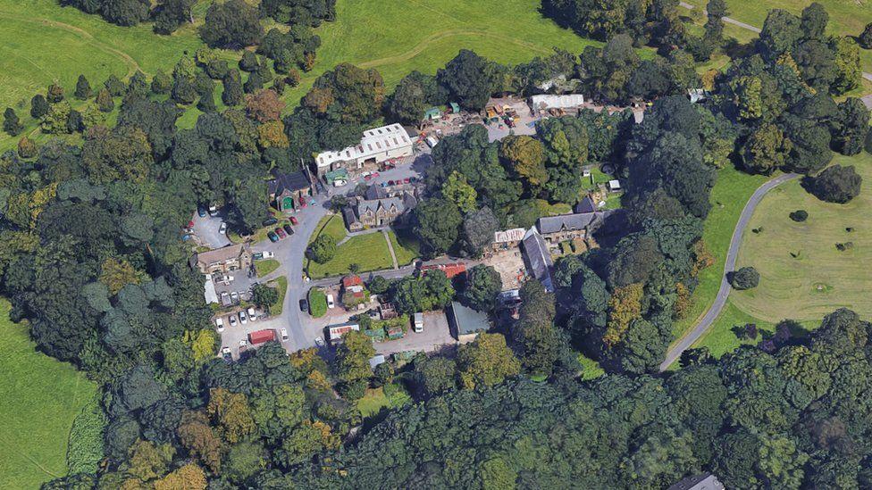 Home Farm, Singleton Park, Swansea