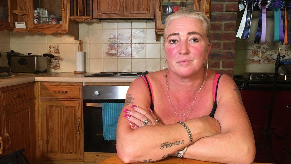 Bellfield's ex-partner Johanna Collings