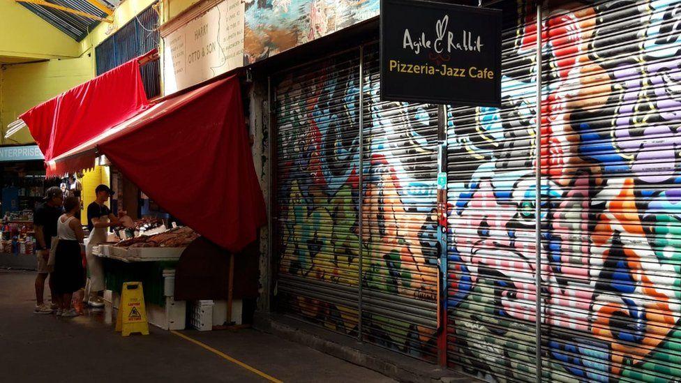 Brixton Village restaurants shut