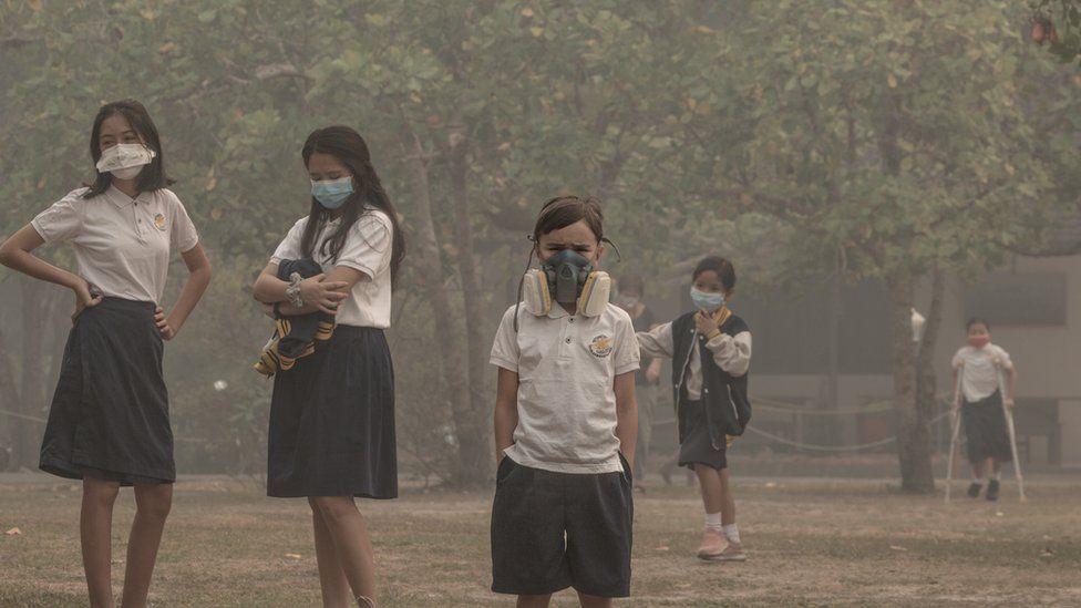 Kids in Palangkaraya