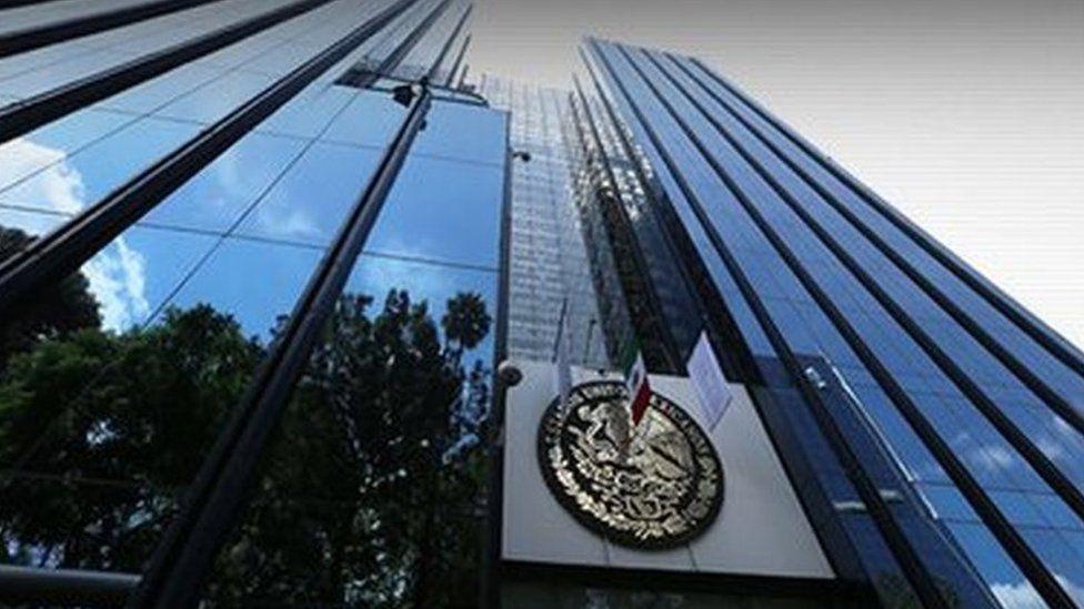 Mexico's prosecutor's office