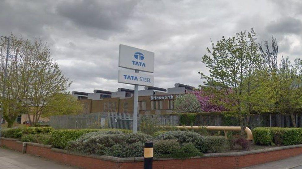 Tata Steel, Sheffield